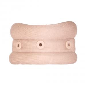 Optika Beige Classic Cervical Collar Soft Neck Support, KSPA-008-CS-S, Size: Small