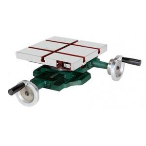 Apex Compound Sliding Table With Calibrated Wheels & Swivel Graduated Base, 707A
