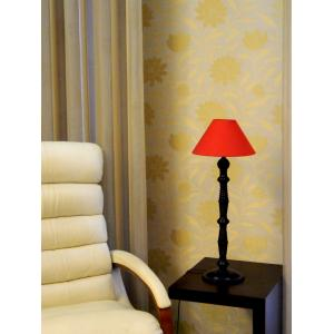 Tucasa Table Lamp with Conical Shade, LG-85, Weight: 800 g