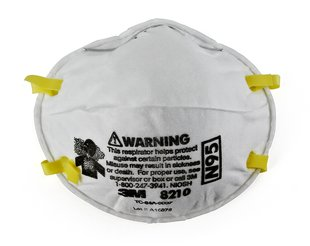 At Of Respirator pack Buy 8210 3m Online 20 N95 Particulate