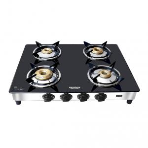 Maharaja Whiteline Ignitio 4 Burner Gas Cook Top, GS-105