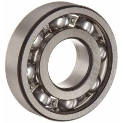 SKF Deep Groove Ball Bearings, 6004-RS1