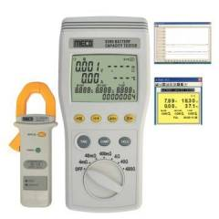 Meco Battery Capacity (Impedence) Tester with DC Current Adaptor - 1200Ah and 60V DC, 6390