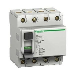 Schneider Acti 9 RCCB - xID-80A-FP-A9N16262