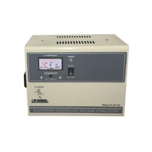 Rahul H-40140 C 4kVA/16A/In Put 140-280V 3 Step Automatic Copper Voltage Stabilizer