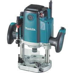 Makita 3-1/4 HP Plunge Router with Variable Speed, RP-2301FC