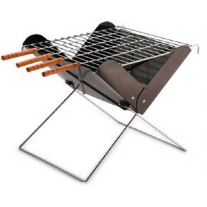 Blessed Black Square Charcoal Grill