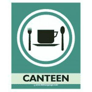 Dishasignage Canteen Safety Signage
