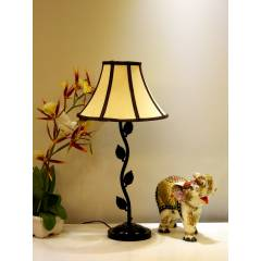 Tucasa Table Lamp with Conical Shade, LG-145, Weight: 600 g