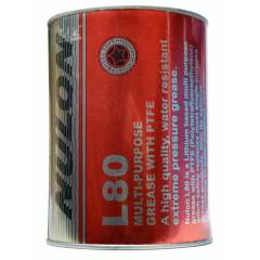 Nulon 1kg High Performance PTFE Based Grease, L-80