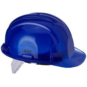 Aktion AK-H01 Blue Nape Type Safety Helmet