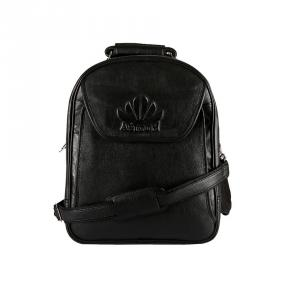 Abloom 1525 Black Synthetic Leather Laptop Bag