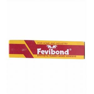 Fevibond 90ml Synthetic Rubber Based Adhesive (Pack of 25)
