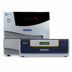 Luminous Combo of Cruze 2KVA UPS & Shine 2420 Solar Inverter
