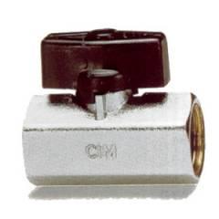 CIM 11 Mini Ball Valve, Size: 6 mm