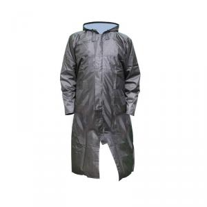 Royal Gold Safies Long Raincoat, Size: Free Size