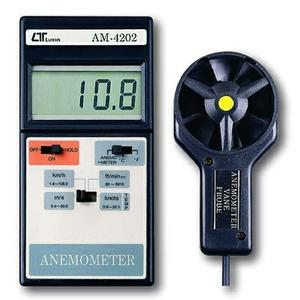 Lutron AM-4202 Digital Anemometer With Temperature