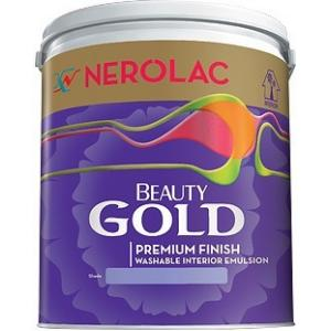 Nerolac Beauty Gold Paint BPAE3-3.6L