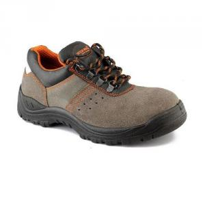 Wild Bull Sumo Steel Toe Leather Safety Shoes