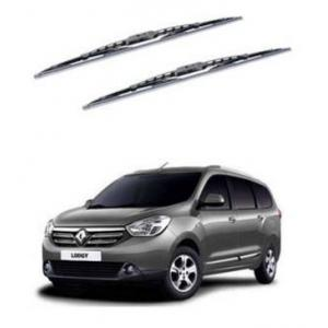 Hella WB-BK-122 Premium Black Wiper Blade Set For Renault Lodgy