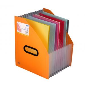 Solo Desktop Expanding A4 Document Holder, FS401