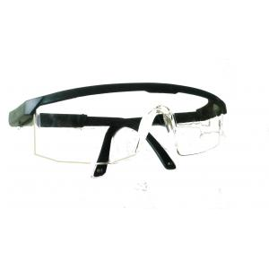 Zoom White Plastic Glass Welding Goggles (Pack of 12)
