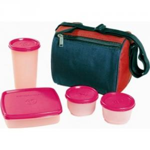 Signoraware 513 Lunch Box with Bag