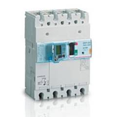 Legrand 160A DRX³ 250 MCCBs Electronic Release with Electronic Earth Leakage Module, 4206-58