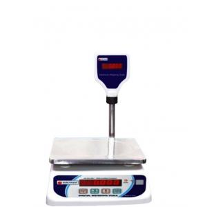 Digitron DGT-20 Table Top ABS Weighing Scale with Pole, Capacity: 0.04-20 kg