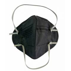 3M 9000ING Dust/Mist Antipollution Grey P1 Respirator Mask (Pack of 100)