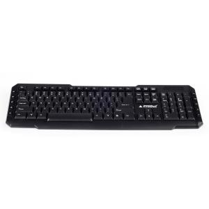 Prodot PS2 Black Keyboard, KB-107M