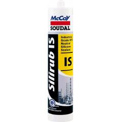 McCoy Soudal  Silirub IS, 280 ml, Black