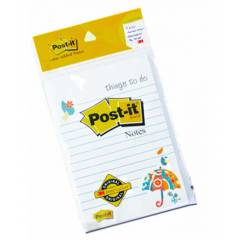 3M Post-it Things To Do Value Added Notes, Size: 4 x 6 Inch (Pack of 10)