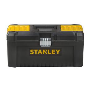 Stanley 16 Inch Essential Tool Box with Metal Latch, STST1-75518