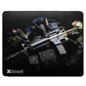 Texet Striking Series Premium Anti-Slip Gaming Mousepad, GMP-001-B