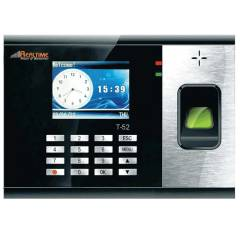 Realtime T52 Fingerprint Attendance Machine with Access Control System