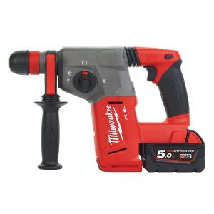 Milwaukee SDS Plus Hammer Drill, M18CHX-502C