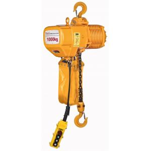 Kepro 7.5 Ton 5m Lift Hook Type Electric Chain Hoist, KCH0800305