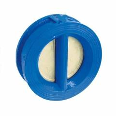 Sant 4 Inch Dual Plate Wafer Check Valve, DP 2