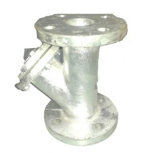 Crest Y Type CI Flanged End Strainer, MTC-56, Size: 125 mm
