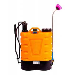 Neptune 16 Litre Yellow Knapsack Hand Operated Garden Sprayer, Fawar-33