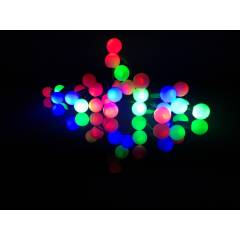 Blackberry Overseas 7m Multi Colour Decorative Ball Shaped LED Light