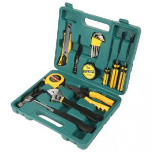 Jackly 16 Pieces Multipurpose Hand Tool Kit, LC-8016