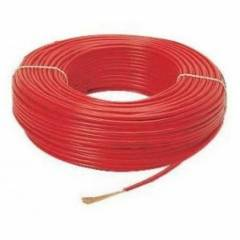 RC Bentex 1.50 Sq mm 90m Red Copper Multi Strand FR Industrial Wire, XW080RD063