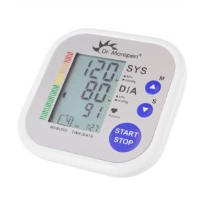 Dr. Morepen Fully Automatic Blood Pressure Monitor, BP 02