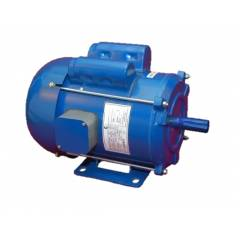 Crompton 2HP 4 Pole Single Phase Foot Mounted Induction Motor, GF 6834