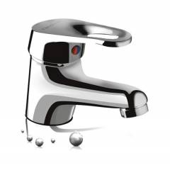 Hindware Skipper Single Lever Basin Mixer F210010CP