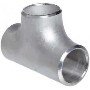 Om Tubes 3/4 Inch Stainless Steel Equal Tee (Pack of 10)
