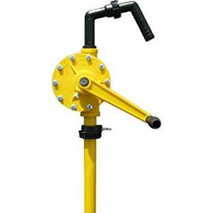 Westec BPPL-15 Plastic Rotary Hand Operated Chemical Pump