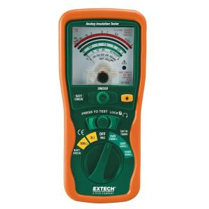 Extech Analog Insulation Tester, 380320
